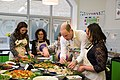 The Duke and Duchess Cambridge at Commonwealth Big Lunch on 22 March 2018 - 137.jpg