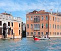The Grand Canal, Intersection with Rio di San Polo - Venice, Italy - panoramio.jpg