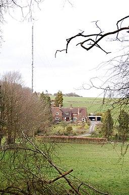 The Hannington Transmitter - geograph.org.uk - 711989