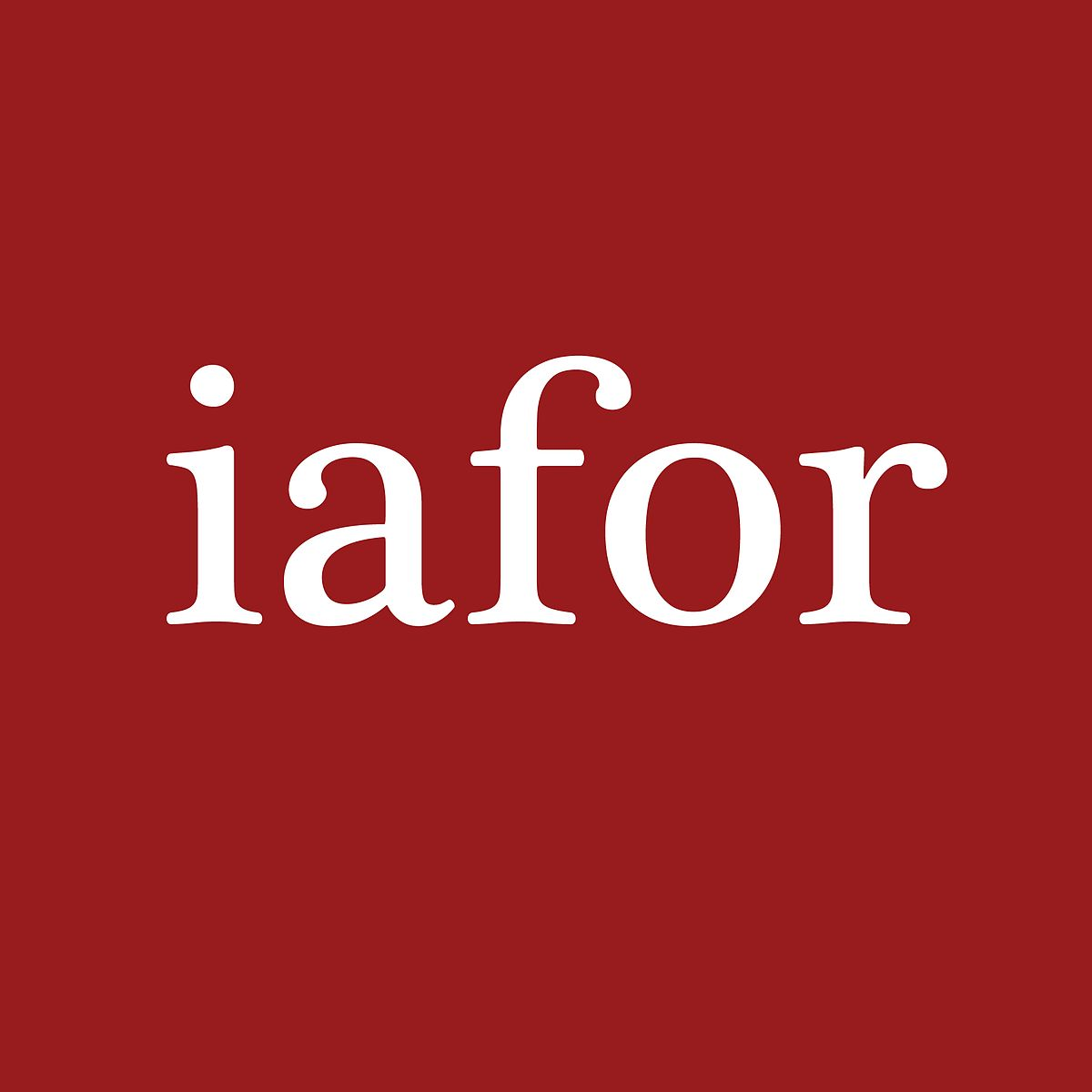 IAFOR Logo