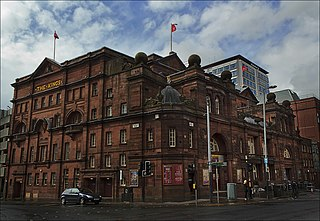 Kings Theatre, Glasgow theatre in Glasgow, Scotland