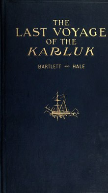 The Last Voyage of the Karluk, 1916.djvu