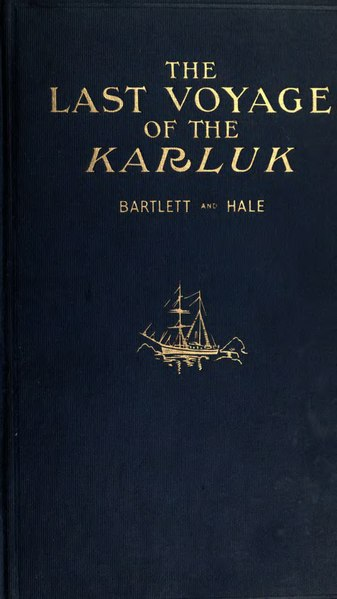 File:The Last Voyage of the Karluk, 1916.djvu