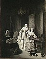 The Love Letter by Henri Jean Baptiste Jolly Rijksdienst voor het Cultureel Erfgoed B2258).jpg