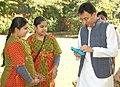 The Minister of State for Human Resource Development, Shri Jitin Prasada releases the Music CD on Swami Vivekananda, in New Delhi on November 28, 2013.jpg