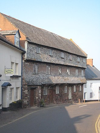 Dunster - The Nunnery