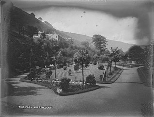 The Park; Abertillery