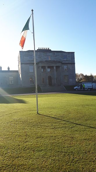 Margaret Mary Pearse - The Pearse Museum located in Haroldsgrange, Dublin.