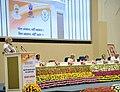 The Prime Minister, Shri Narendra Modi addressing the gathering at Sahkar Sammelan, on the occasion of birth centenary of Laxmanrao Inamdar, in New Delhi.jpg
