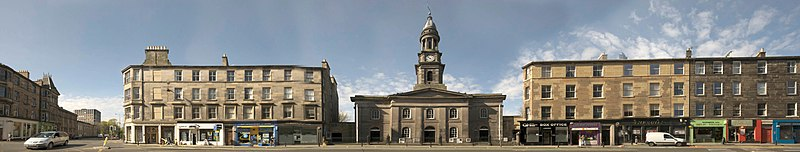 The Queen's Hall - Clerk Street Panorama (credit Alastair Wight).jpg