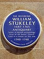 The Reverend William Stukeley 1687-1765 Antiquary (Stamford Civic Society).jpg