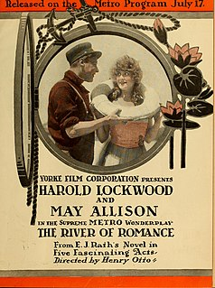 <i>The River of Romance</i> (1916 film) Film directed by Henry Otto