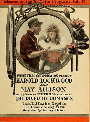 Harold Lockwood - Image: The River of Romance