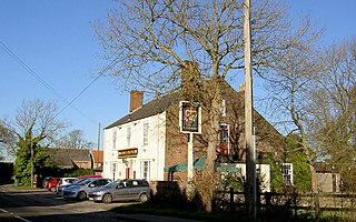 Rangeworthy a village located in South Gloucestershire, United Kingdom