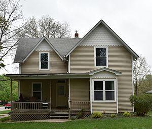Spurgin Residence - Image: The Spurgin Residence