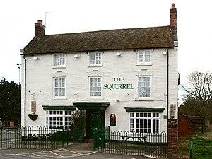 Alveley - The Squirrel public house