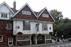 The Tabard, Chiswick - The Tabard Pub