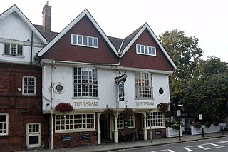 The Tabard, Chiswick