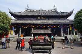 The Temple of the Town Deity in Sheng County 44 2017-03