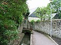 The Town Mill and mill leat, Lyme Regis - geograph.org.uk - 175363.jpg