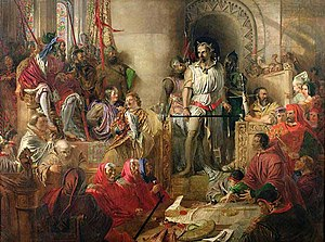 The Trial of William Wallace at Westminster