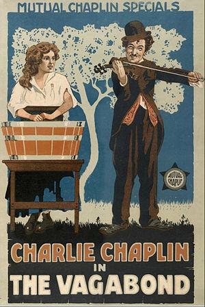 The Vagabond (film) - Theatrical poster to The Vagabond