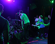 The Wonder Years Performing Live In 2009