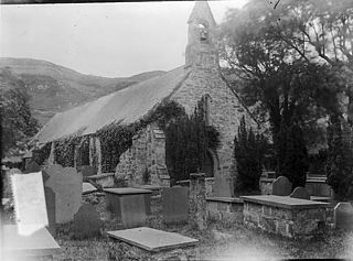 The church, Llanfair (Meir)