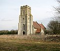 The church of St Andrew in Illington - geograph.org.uk - 1758770.jpg