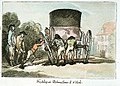 The delay at Popham Lane 1 o'clock (caricature) RMG PW4935.jpg