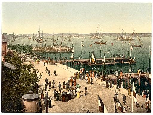 The harbor, III., Kiel, Schleswig-Holstein, Germany-LCCN2002720657
