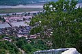 The main Ganga, and the Ganga canal, Haridwar, 1995.jpg
