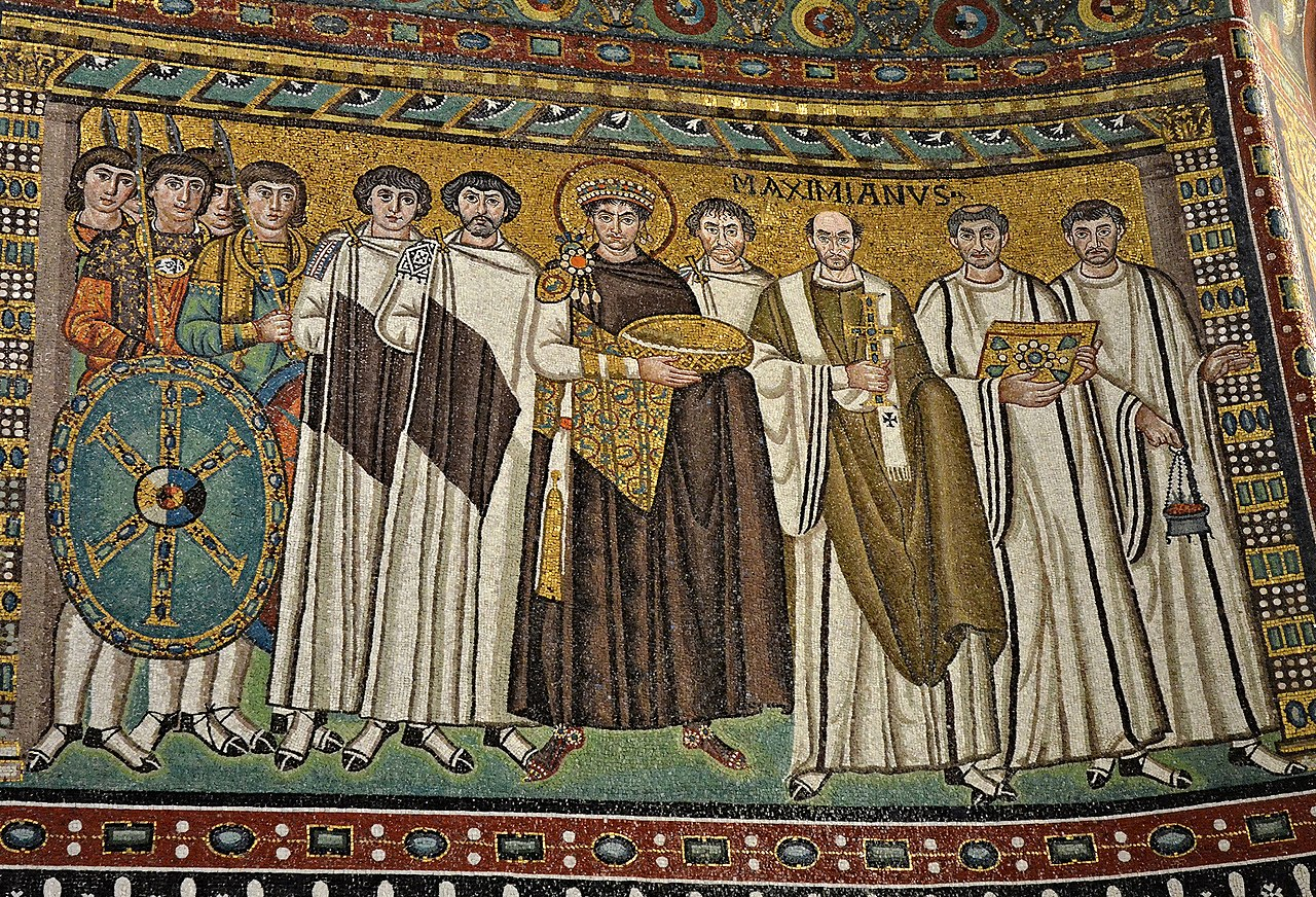 Justinian I Age Uk Cloths