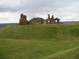 The ruins of Sandal Castle1.JPG