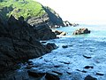 The seaward tip of Baggy Point - geograph.org.uk - 560061.jpg