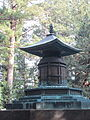 The tomb of Tokugawa Ieyasu.JPG