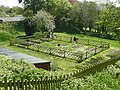 The vegetable garden, Trerice, Newlyn - geograph.org.uk - 1370946.jpg