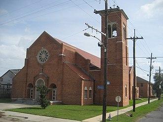 Dixon, New Orleans - St. Theresa Little Flower Church
