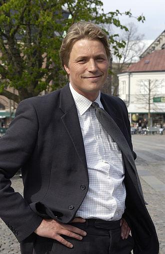 Thomas Bodström - Image: Thomas Bodstrom, justitieminister, Sverige