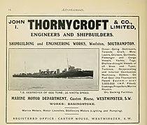 Thornycroft advertisement Brasseys 1915.jpg