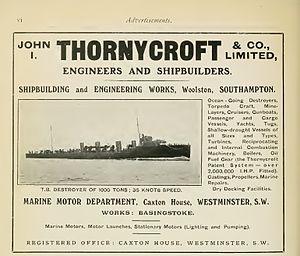 John I. Thornycroft & Company