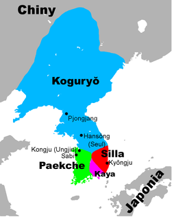 Three Kingdoms of Korea Map pl.png