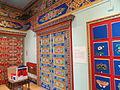 Tibetan hallway - George Walter Vincent Smith Art Museum - DSC03870.JPG