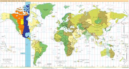 Timezones2008 UTC-6