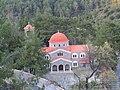 Timios Prodromos church at Dymes 02.jpg