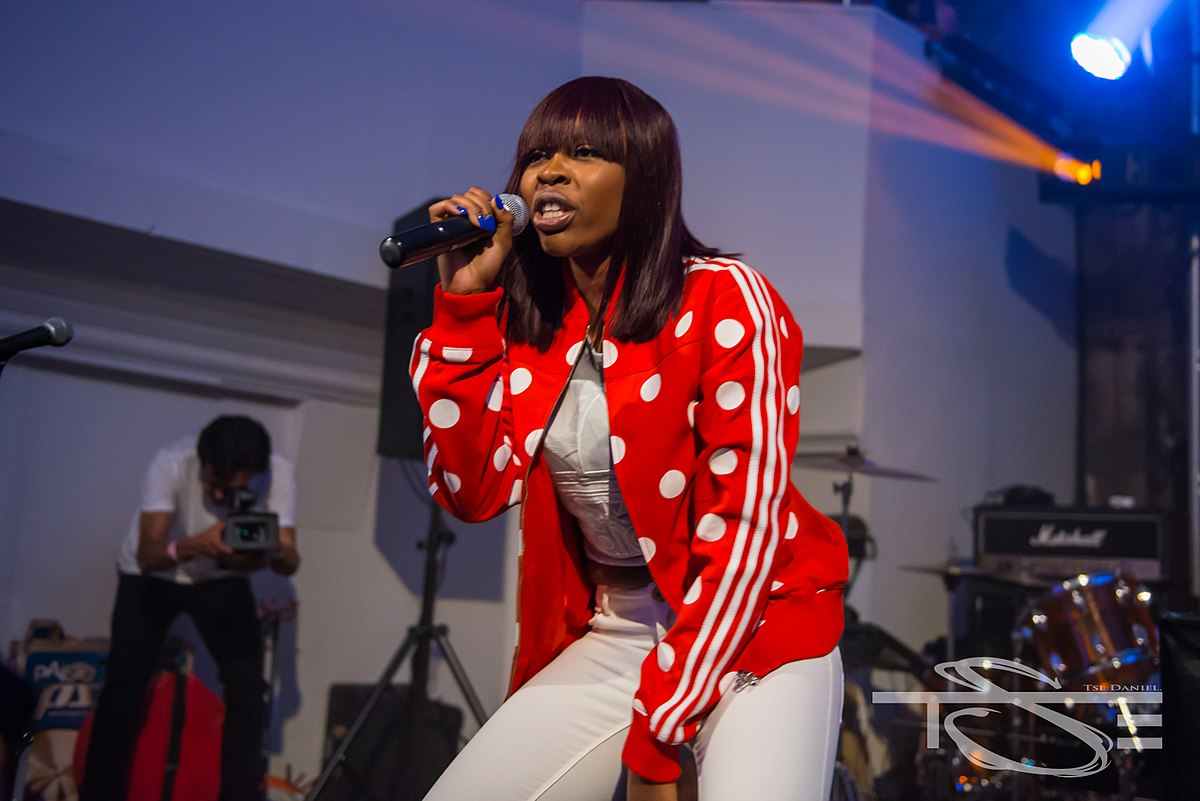 Tink Musician Wikipedia Tink and jeremih connect on the cdq version of don't tell nobody. tink musician wikipedia