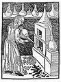 Titelbild. Büchlein von den ausgebrannten Wässern. Ulm 1498.jpg