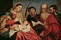 Titian.Madonna with child and saints01.jpg