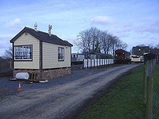 Titley Junction railway station