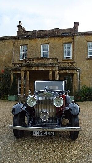 Cricket St Thomas - Image: To the manor born rolls